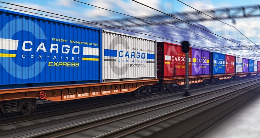 Intermodal Rail vs. Over the Road Trucks