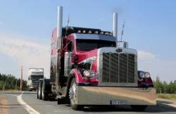bigstock American Show Truck